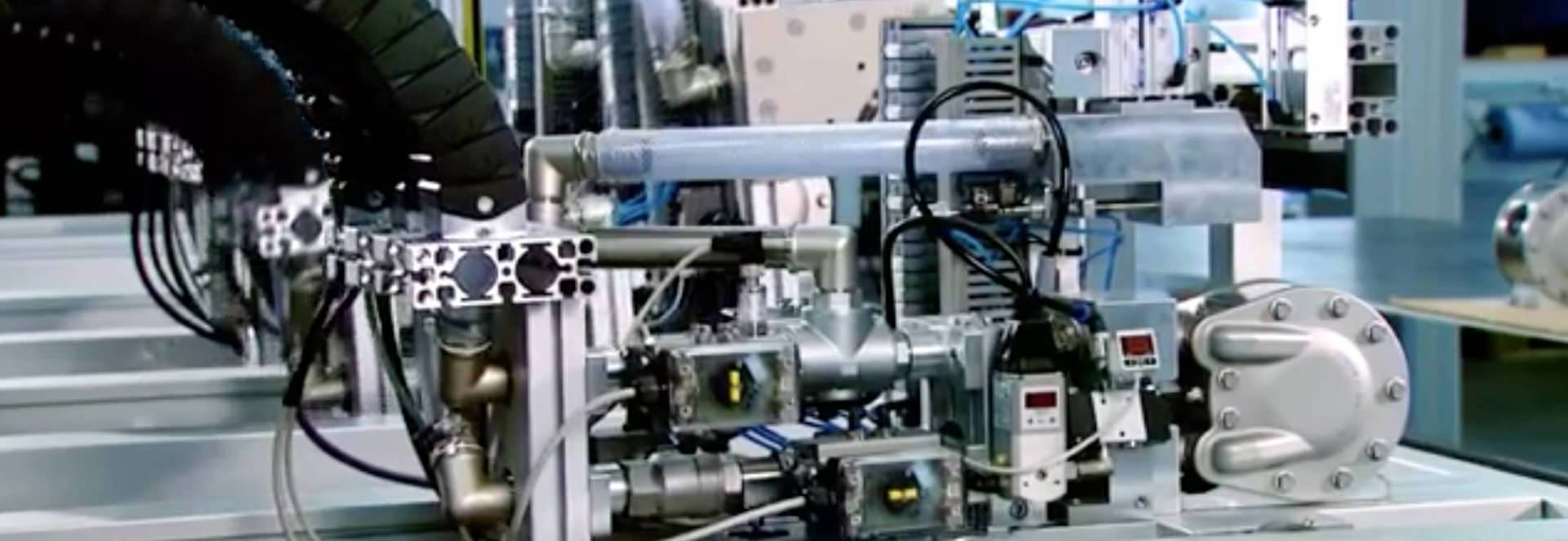 油圧・空圧機器のイメージ画像
